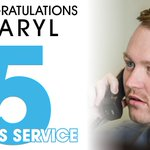 Congratulations to our underwriter Daryl Walker who this week celebrates 5 years with Thistle