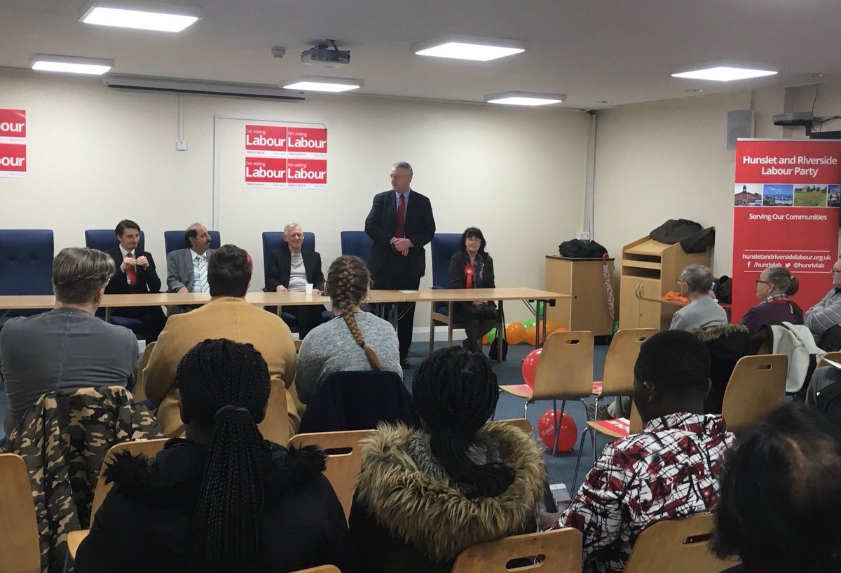 Really good campaign event last night for our great Hunslet and Riverside team Paul Wray, Elizabeth Nash and Mohammed Iqbal. @LeedsCentralLab @LeedsLabour2018 #keepleedslabour