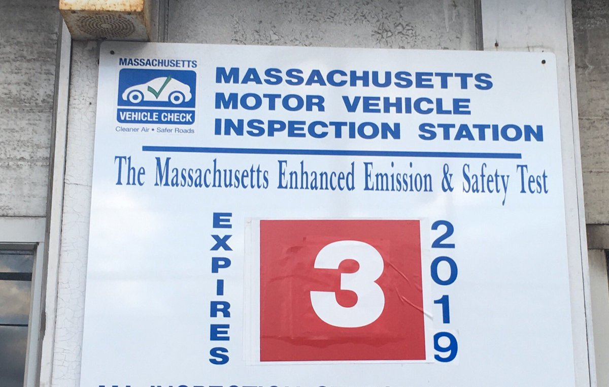 Jacquelyn Goddard On Twitter Check Your Car Inspection Sticker Go