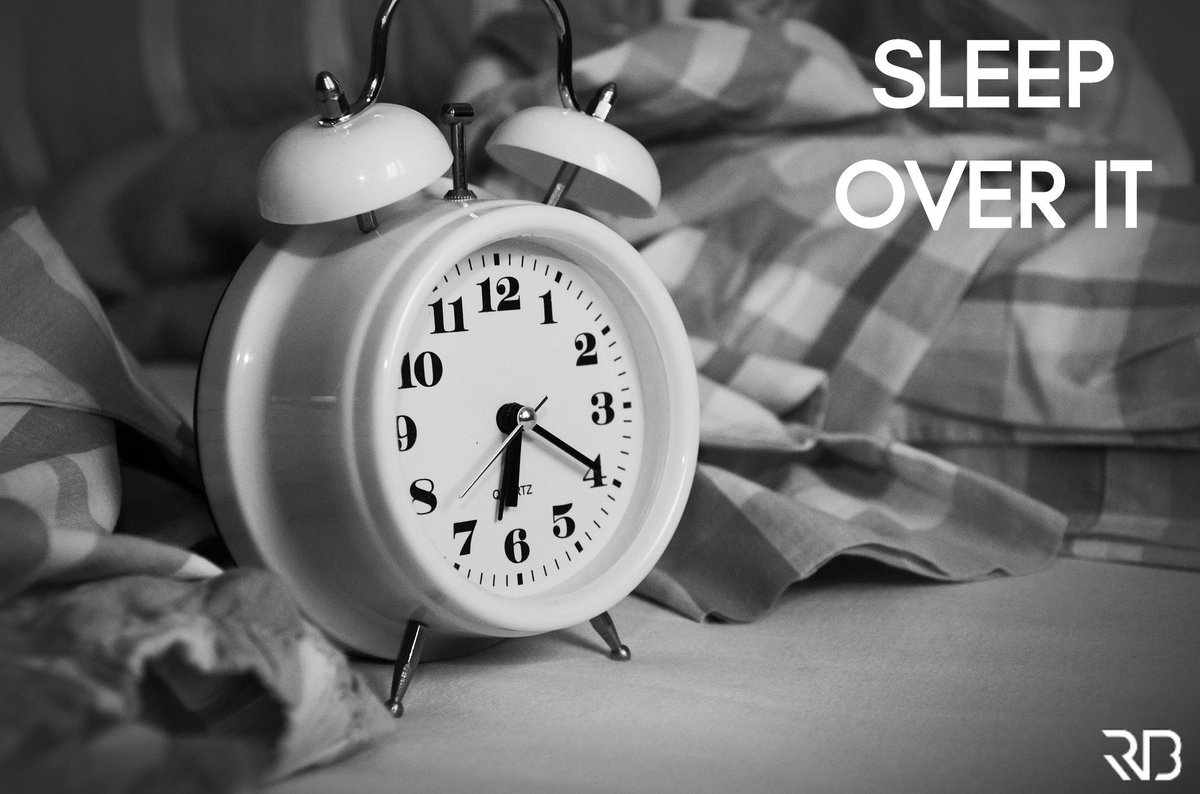Sleep Over It is actually a good idea for learning something or finding solutions faster. A glass of warm milk, walnuts, almonds, good carbs like whole grain cereals are some great foods for a quick shut eye and healthy #sleep. #WorldSleepDay #RT