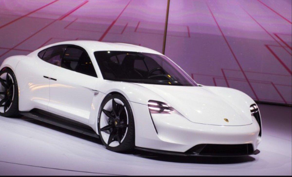 #Volkswagen-Tochter Porsche stellt Mission E Cross Turismo vor - schlecht für Tesla
