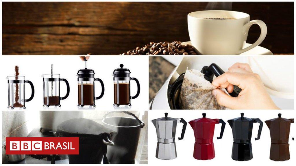 #ArquivoBBC As vantagens e desvantagens dos métodos de preparo de café https://t.co/LjbZtqjKzN