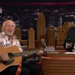 Video of Jimmy Buffett on the Tonight Show - https://t.co/f7yzfgaJaS