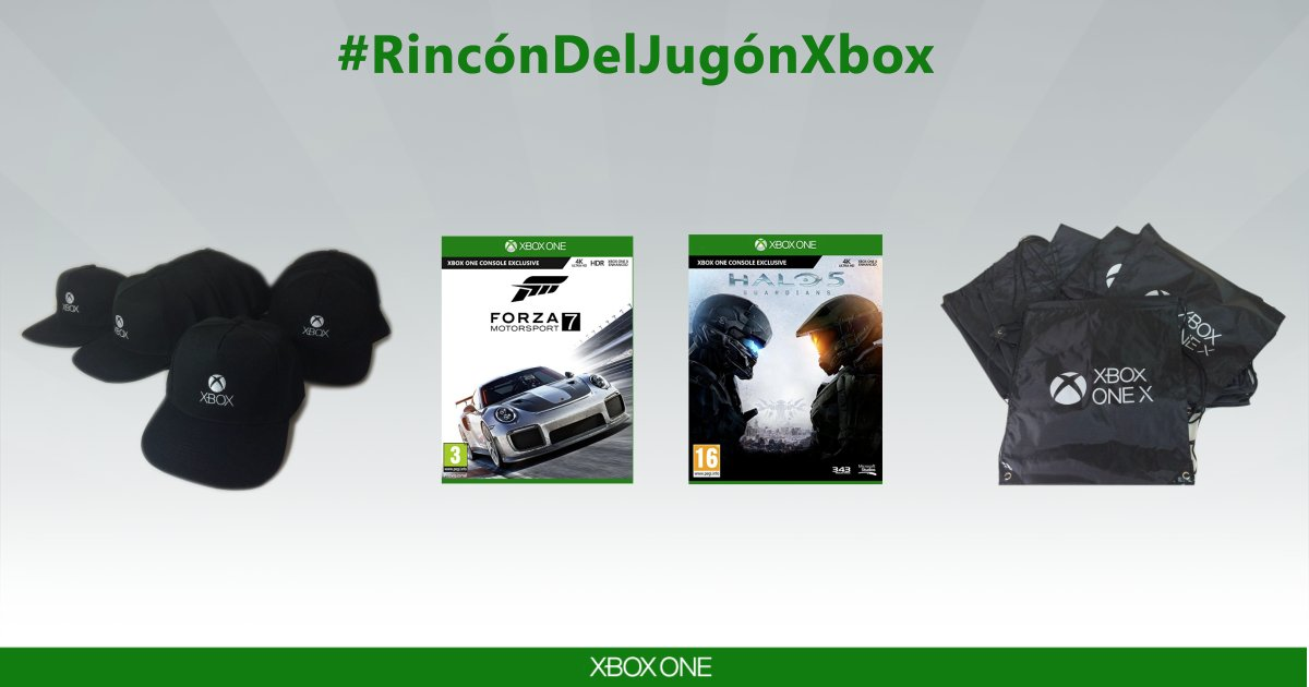 #RincónDelJugónXbox