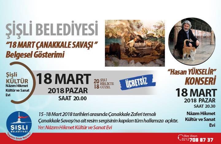 18 Mart Çanakkale Zaferi'nin 103. yıl dö...