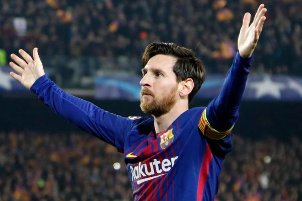 All praise Lionel Messi - he is everything that is joyful about sport, writes @DickinsonTimes  thetimes.co.uk/edition/sport/…