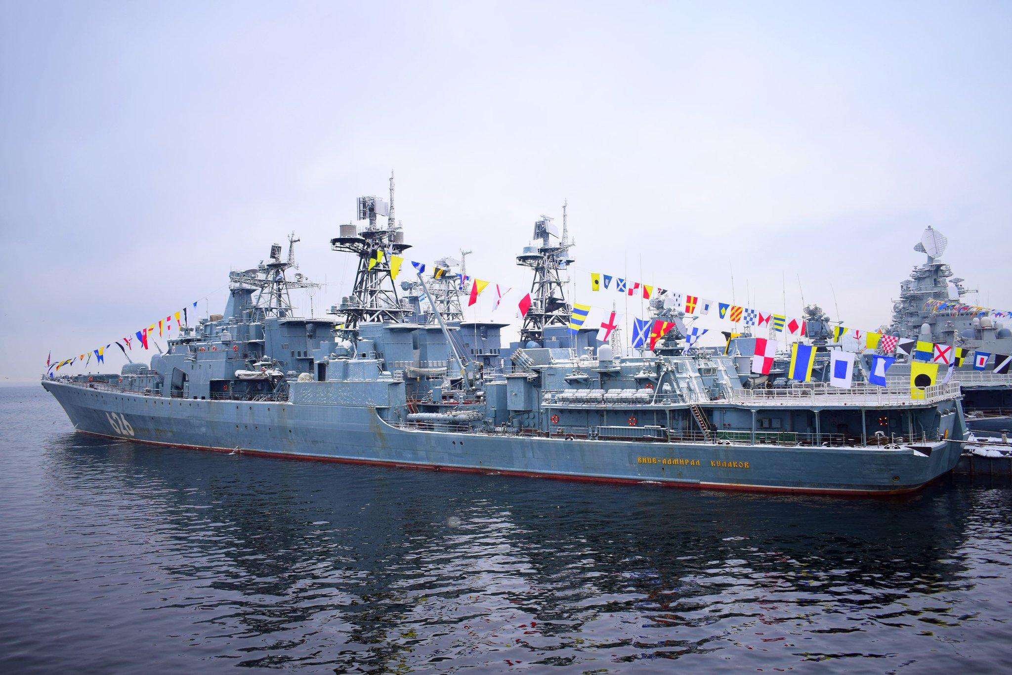 Адмирал кулаков корабль фото