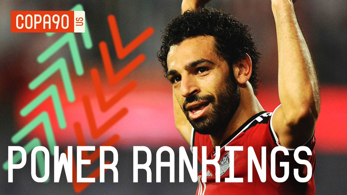 On current form, does Mo Salah have a legit shot at winning the Golden Ball in Russia this summer? @ayyy_west thinks so. Copa Power Rankings are HERE!  📺: https://t.co/6Yg8ctnCUP