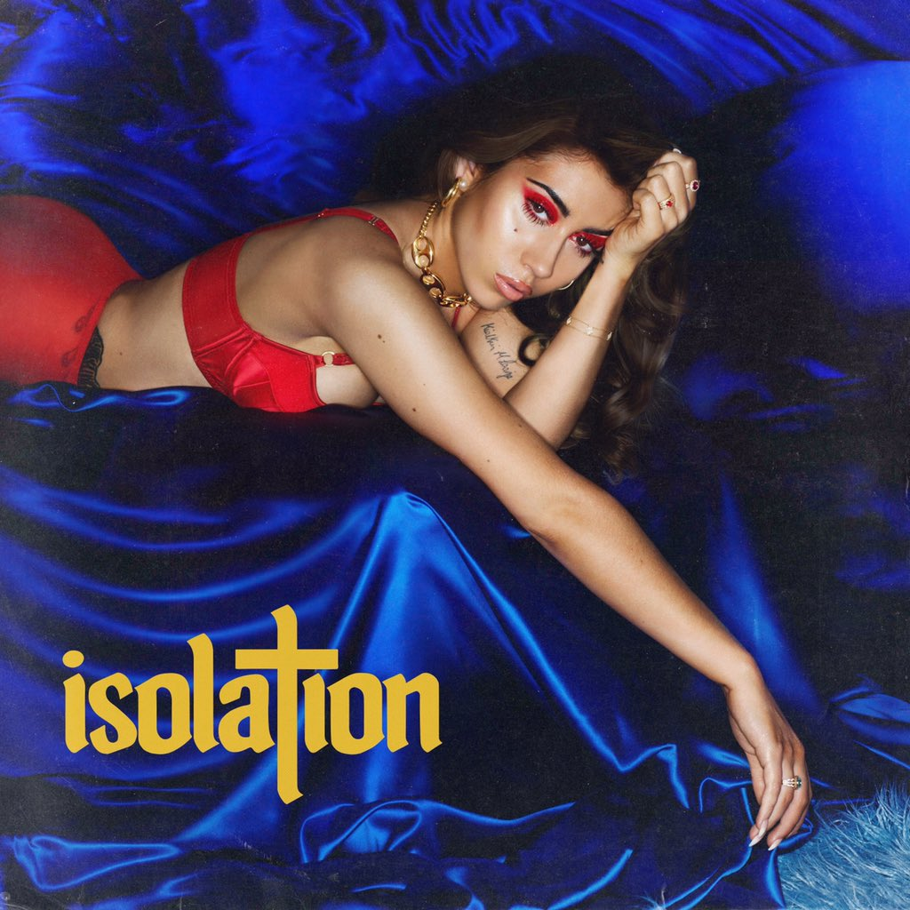 Pre-order @KALIUCHIS' debut album #Isolation now https://t.co/6aMOQeEj4a https://t.co/cL5zYE3XgX