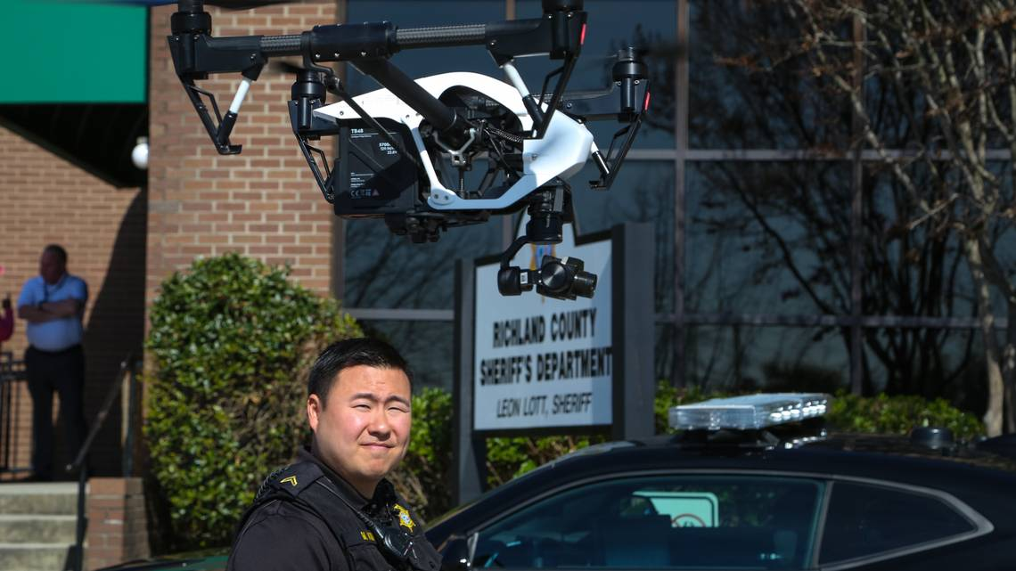 See how Richland deputies used a drone to catch an accused killer https://t.co/CF8ce4vf7c