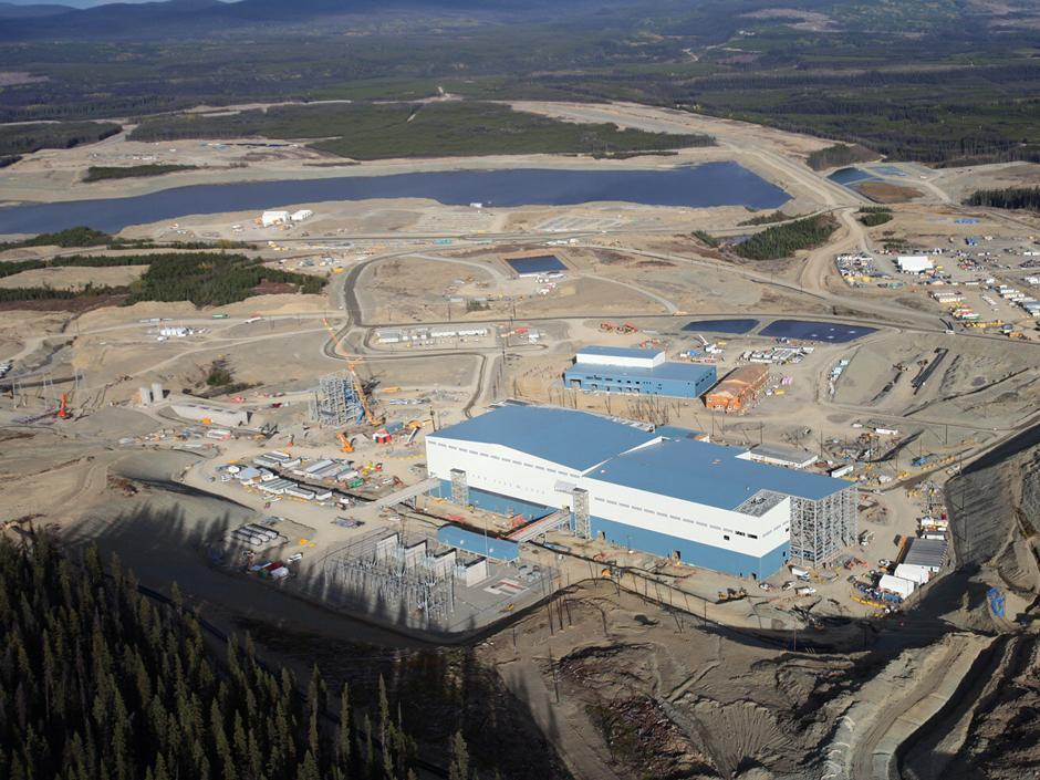'Is it climate change?': Unexpected early thaw in B.C. a relief for Centerra Gold's Mount Milligan mine https://t.co/We84KW43r4