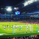 Image for the Tweet beginning: No #Messi tonight, but @gianluigibuffon