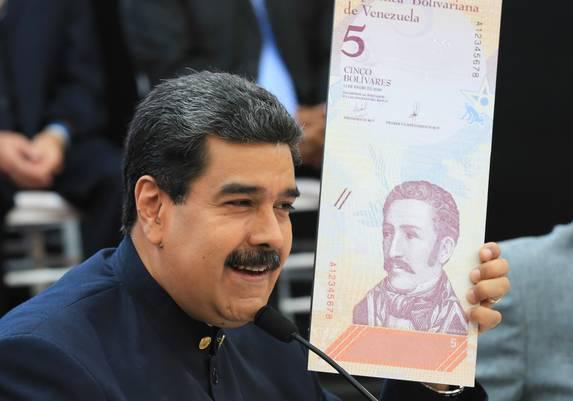 ¿Qué persigue la reconversión monetaria?...