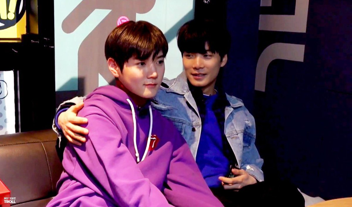 Nuest dating