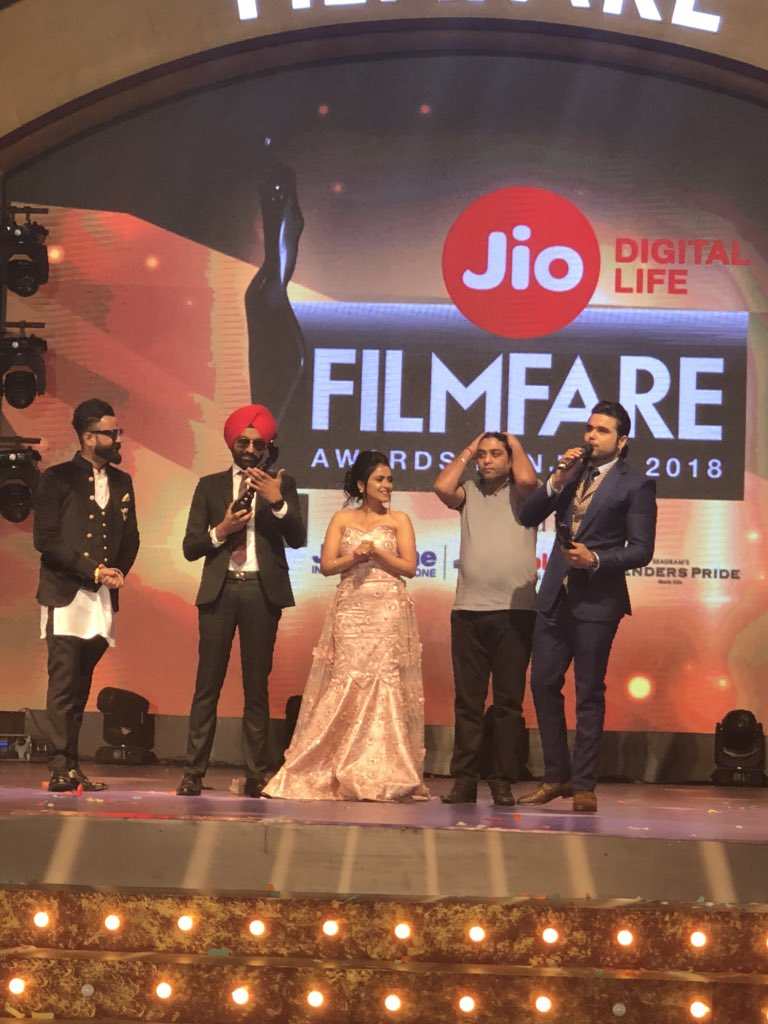 Punjabi Filmfare Awards 2018 Full Show Live & Winners List
