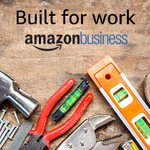 Amazon Business is more than just paper! With specialty construction supplies and brands including: Makita, Dewalt, Bosch, plus Business Pricing, and fast, reliable shipping, it's the Amazon you love, now for NAHB members. Register for your free account https://t.co/B5tsLGmOLZ