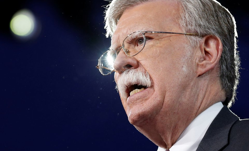 John Bolton — Trump's national security advisor pick — has pushed for a strike on North Korea. Experts say that could leave 2.1 million people dead. https://t.co/bIpG26O0nx