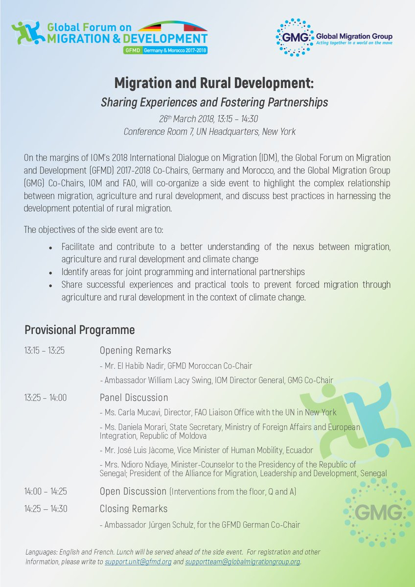 Gfmd on twitter at un new york on march 26 join us in our side gfmd on twitter at un new york on march 26 join us in our side event on the margins of unmigrations idm2018 the side event will highlight the publicscrutiny Gallery