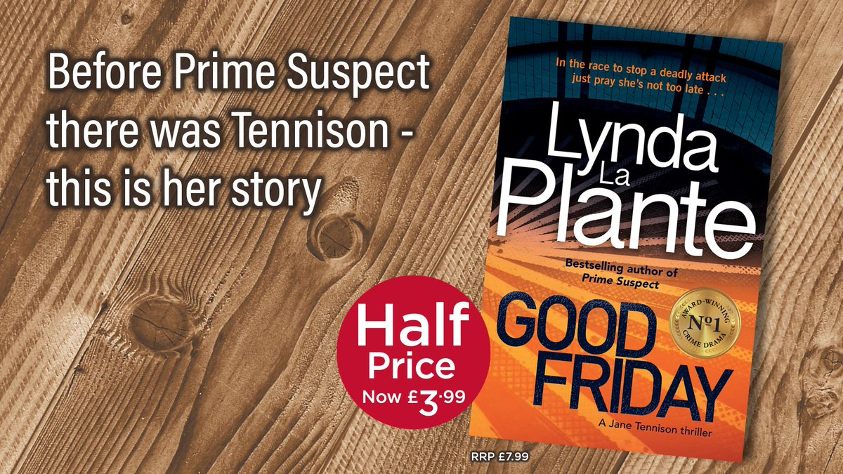 21d77d5d0a1c ... High Street stores today to get your copy for just £3.99! That s half  price! Comp closes 10am Monday  WHSBooks  FridayFreebiepic.twitter .com ug6OdrC3Sr