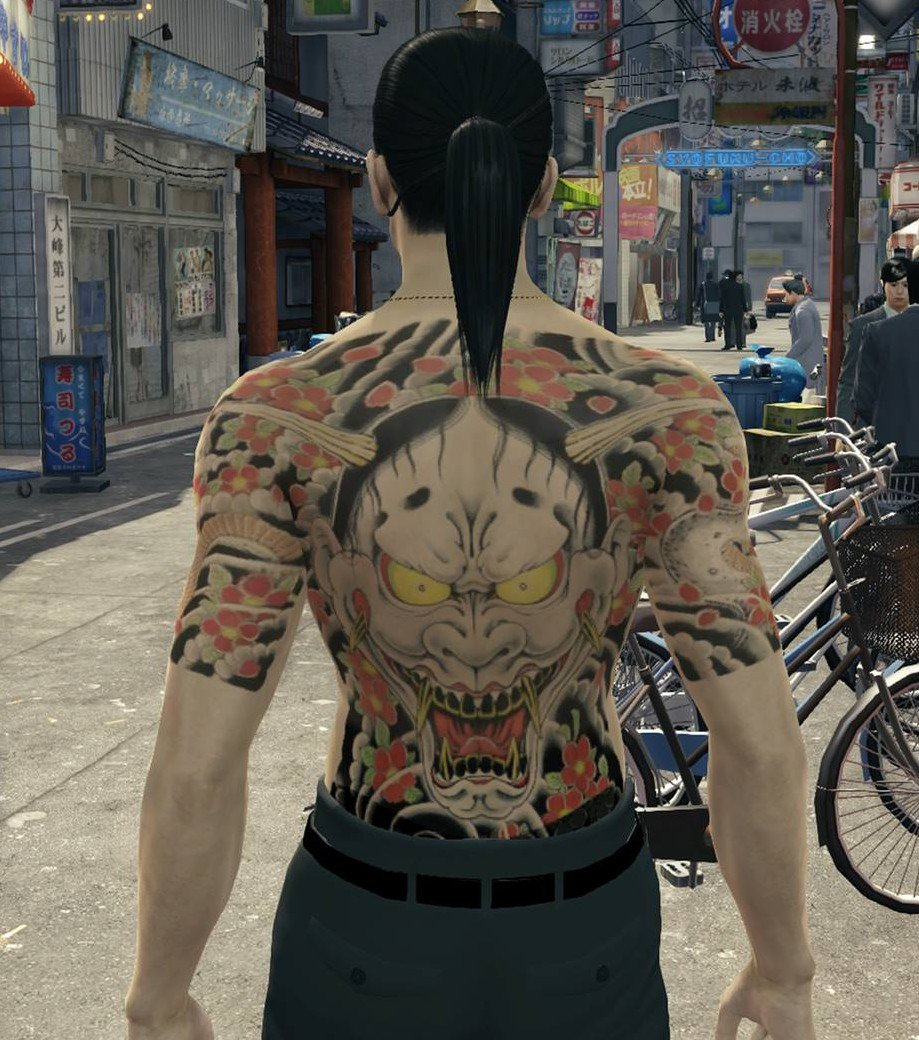 Goro Majima Character Discussion And The Significance Of His Tattoo Yakuzagames They had better never kill him off! goro majima character discussion and