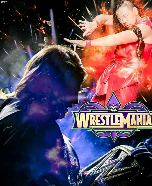 wrestlemania 34 - DY IKkQW4AY6y9G - Wrestlemania 34 Poster, Matches, Predictions, location, Date, Time