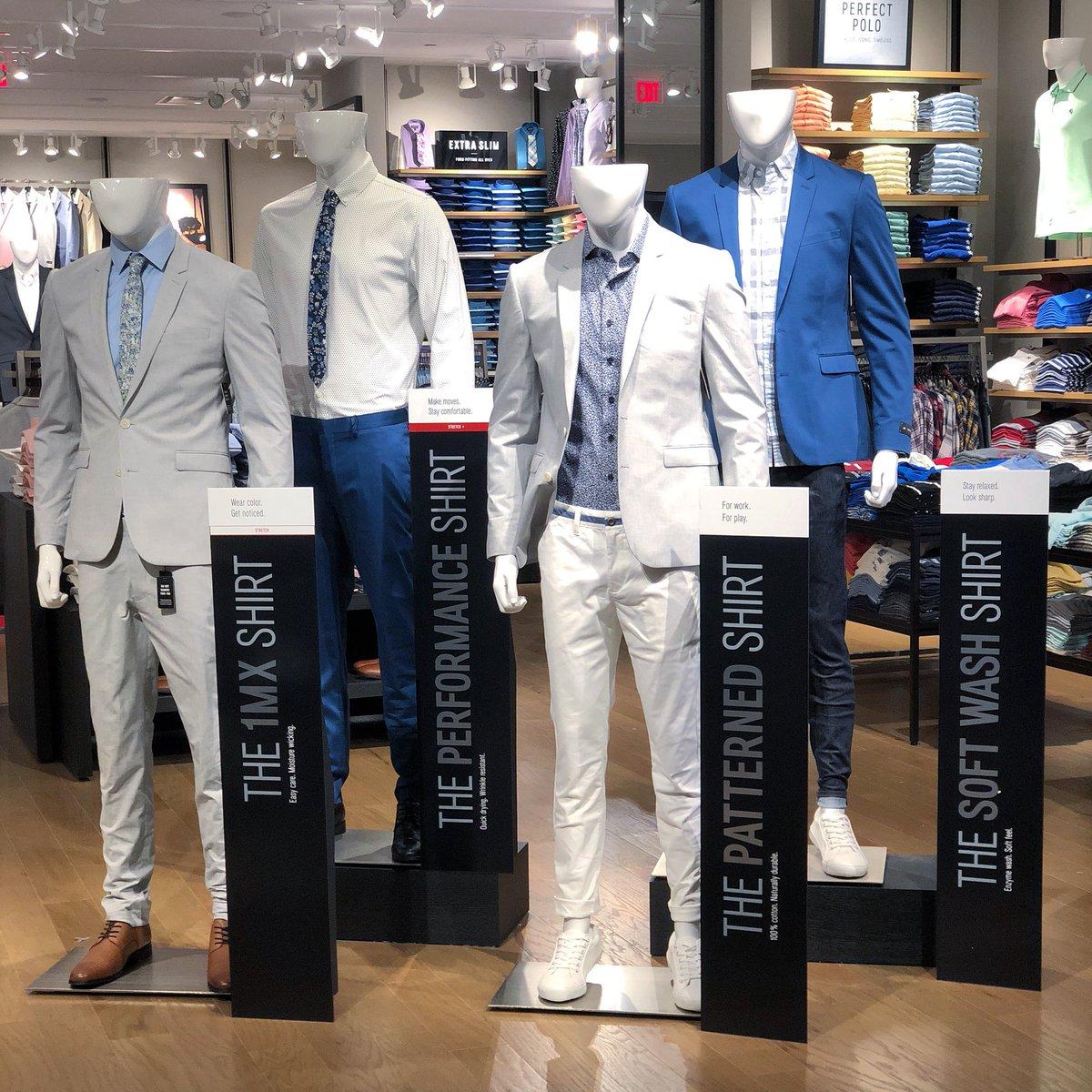 Express Mens Extra Slim Dress Pants