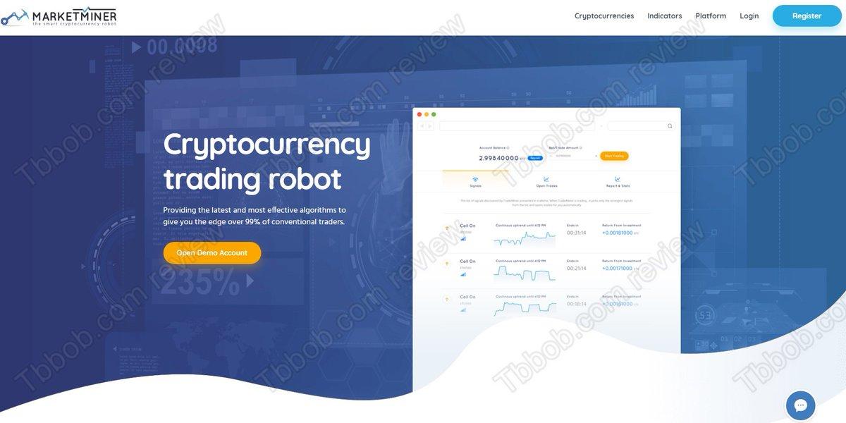 Hasil gambar untuk Marketminer.io