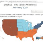Use this interactive data visualization to compare prices and sales over the previous 12 months. https://t.co/5SYvpumeIg #NAREHS
