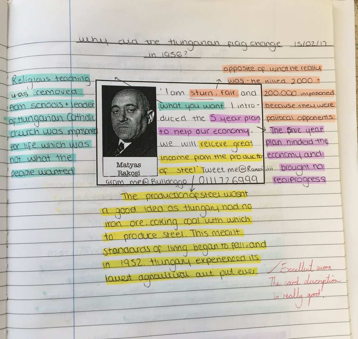 History at kings on twitter y11 created business cards for rakosi history at kings on twitter y11 created business cards for rakosi and then exposed the truth behind his statement pedagoofriday historyteacher reheart Image collections
