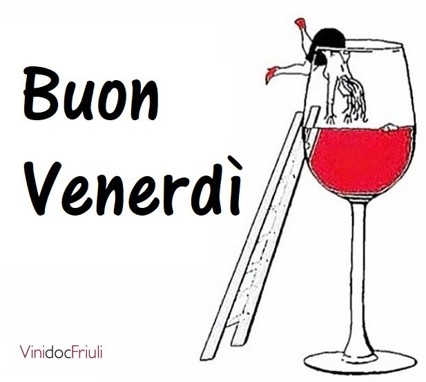 "Vinidocfriuli on Twitter: ""E' arrivato Venerdì: tuffatevi nell'aperitivo! Buon  Weekend da https://t.co/ZO9bpUAO41. #Aperitivo #Weekend #Venerdì  #BuonVenerdì #BuonWeekend #Friday #WineFriday #Beverdì #Brindisi #CinCin…  https://t.co/Jg1qIoP1AY"""