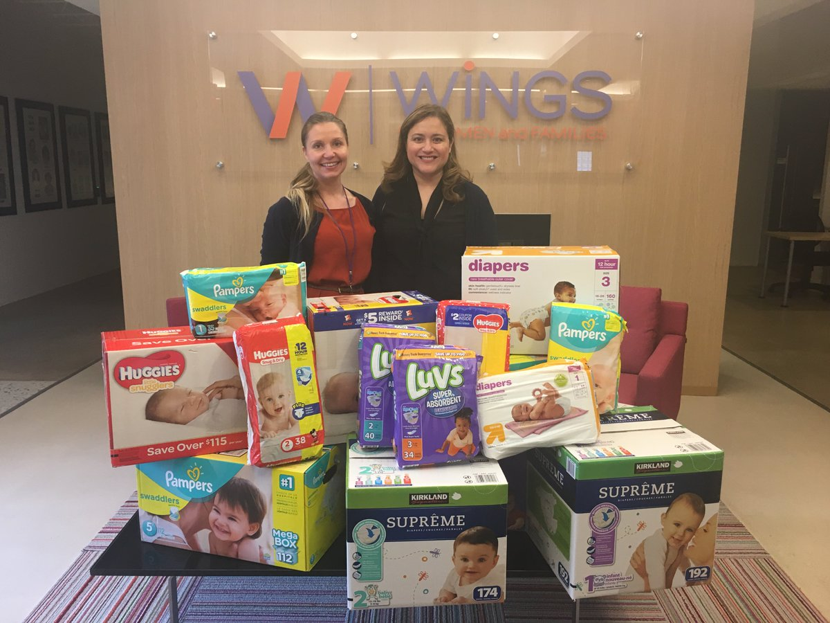 test Twitter Media - @WeaverCPAs hosted a diaper drive and collected donations of hundreds of diapers to give to our young moms struggling to make ends meet. Thank you!!!! #FightPovery #ImpactGenerations @NFP_nursefamily https://t.co/AkntQmjfBJ