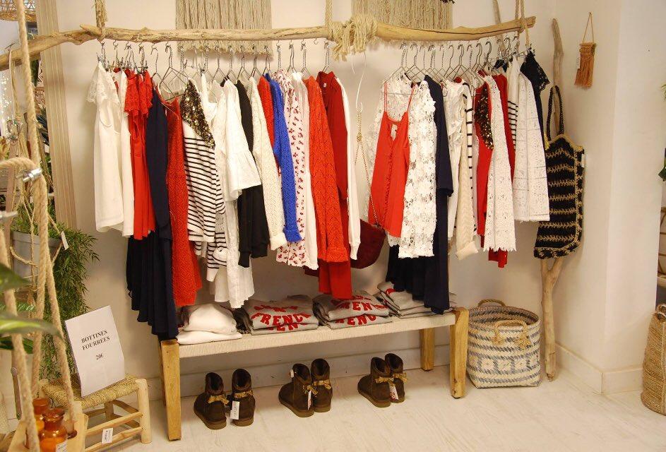 Envie d'un bon plan shopping pour le week-end ? @Prettywireshop, le concept store mode et déco de Justine Malbranche 😍