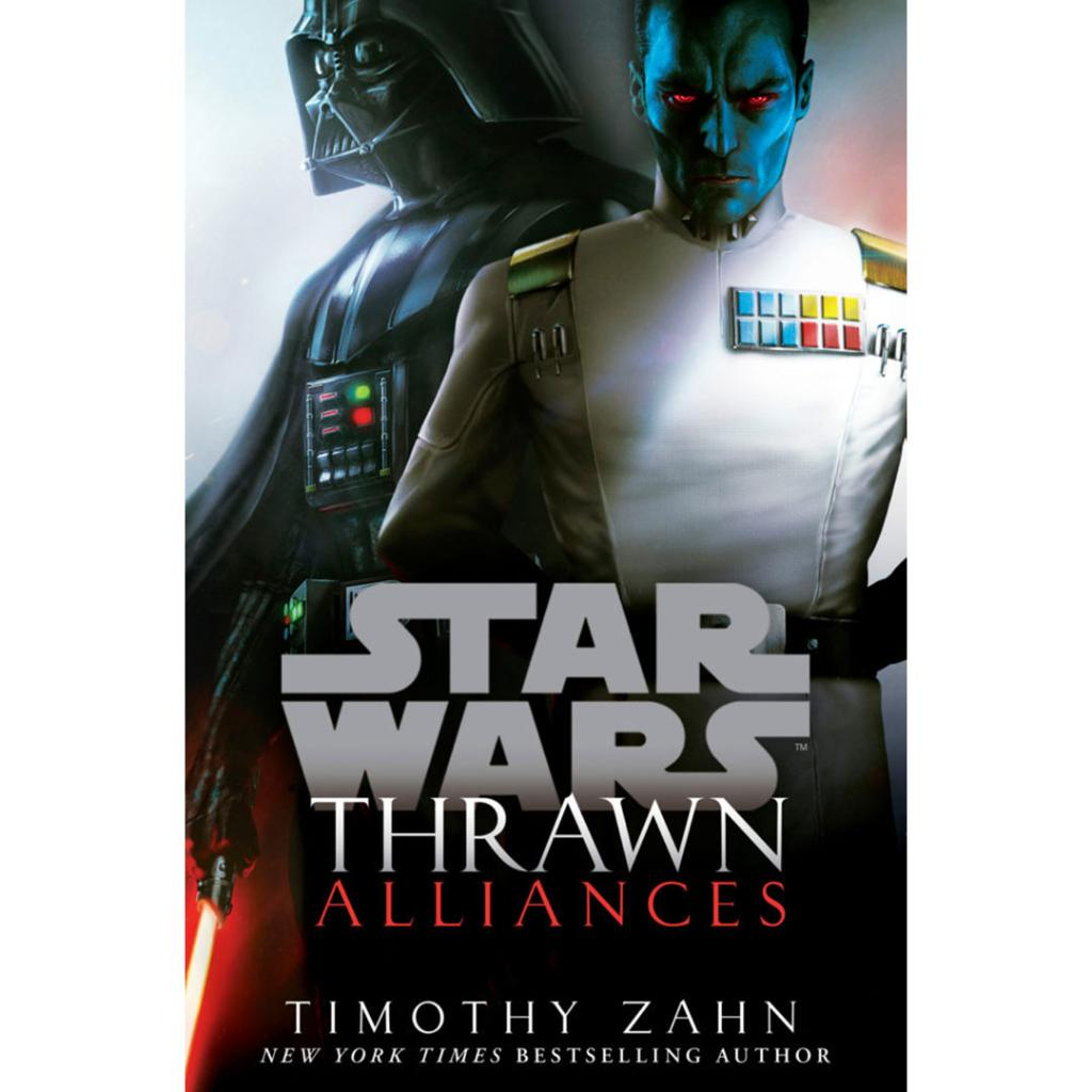 Two of the Emperor's most trusted servants. A world at the edge of the known galaxy. You don't want to miss https://t.co/mVXi17I07U's exclusive excerpt from Thrawn: Alliances. https://t.co/lShIZz6eZ8