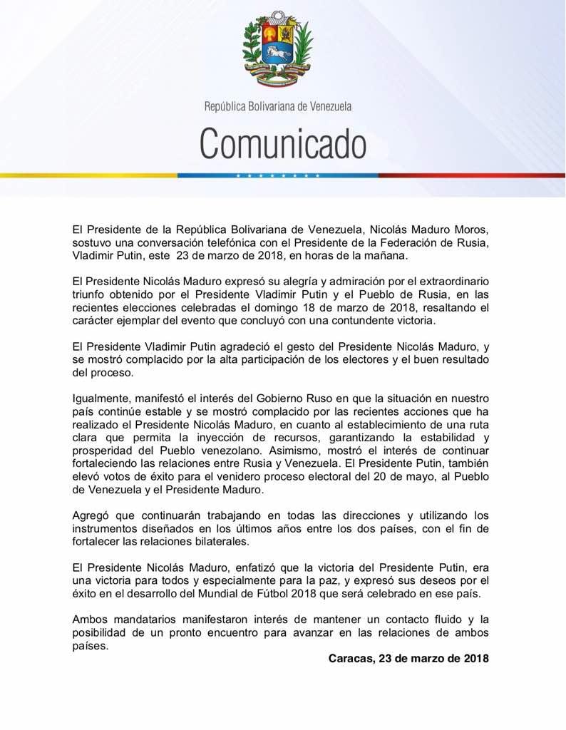 Tag onu en El Foro Militar de Venezuela  DY_eq3SXcAA0ofp