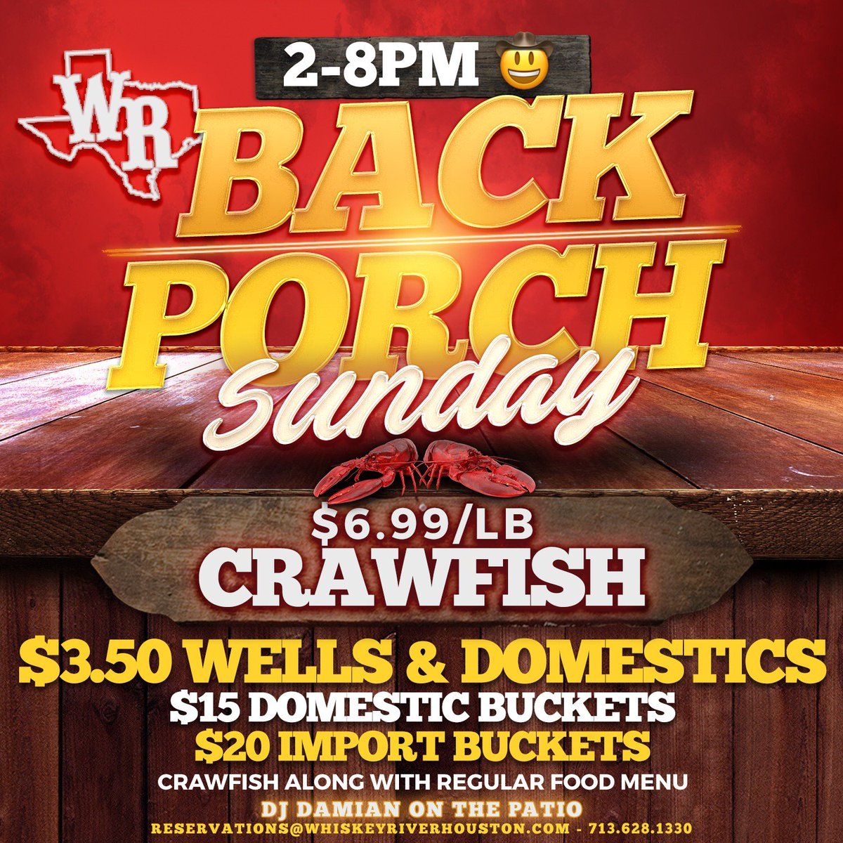 Have you made it out yet?! #backporchsun...