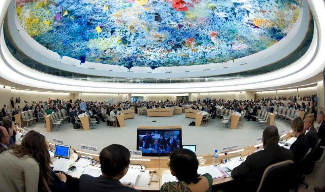 Consejo de DDHH de ONU condena sanciones...