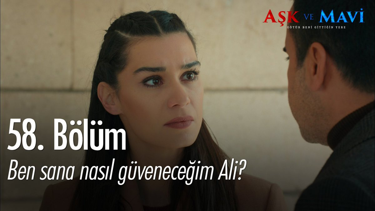 'Ben sana nasıl güveneceğim Ali?' #Sevdi...