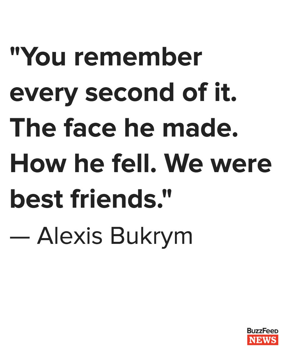 Alexis Bukrym pointed her gun at the figure in her doorframe one night in 2017, and pulled the trigger. The bullet struck the man in the chest, and as he collapsed, Bukrym got a look at his face for the first time. It was her roommate.