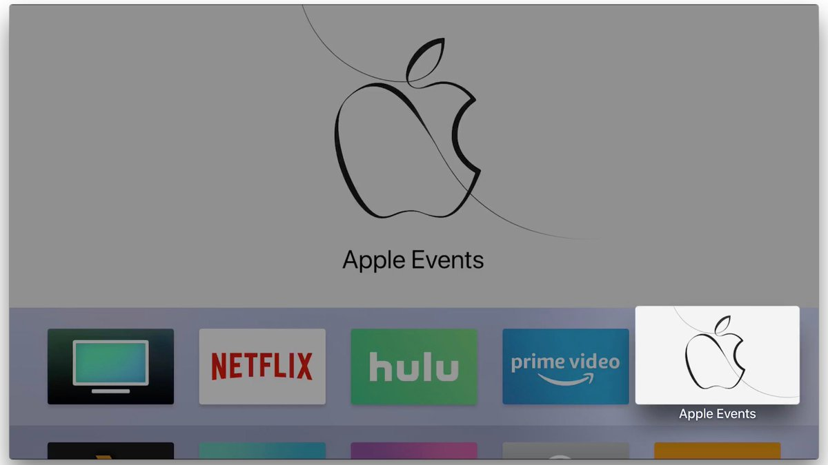 Apple Events app for tvOS updated ahead of education event, confirms no live stream https://t.co/TgDygvKflQ by @apollozac