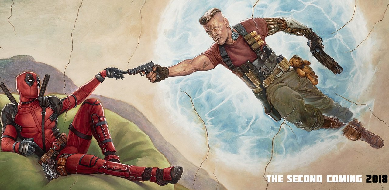 'Deadpool 2' Will Allegedly Include A 'Super Secret' Cameo, Let's Speculate! https://t.co/C25yTtUxTL https://t.co/YrW3W309pu