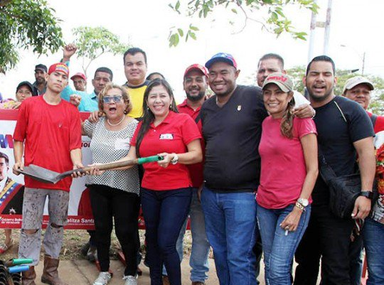 Anuncian candidatos chavistas en Monagas...