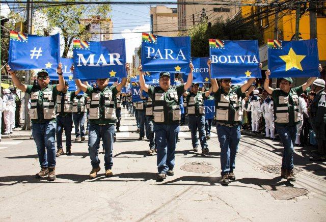Venezuela ratifica cooperación con Boliv...