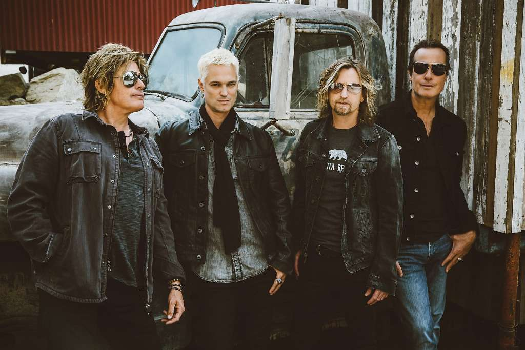 Stone Temple Pilots flying on empty with self-titled new release -- a brazen excuse to get on the road and karaoke along to the hits. Read the review: https://t.co/nNyCRdSnjB