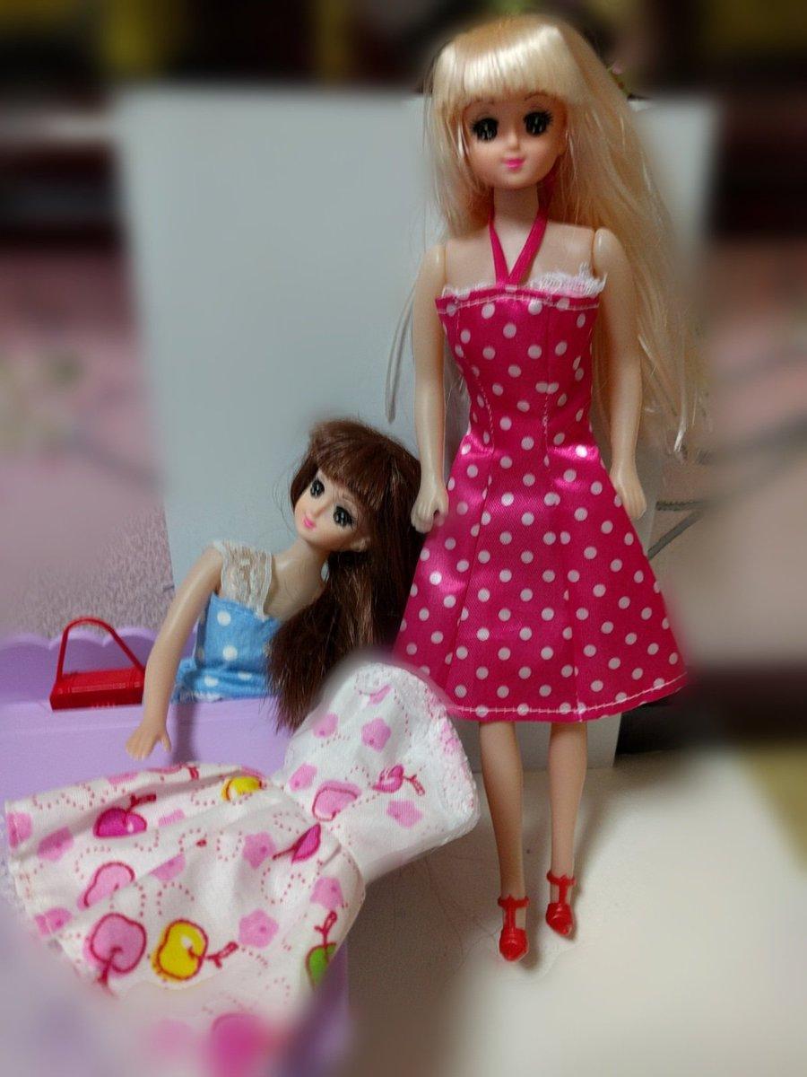 test ツイッターメディア - 娘が購入したリンちゃんお人形。なんと100均のキャンドゥです!! #キャンドゥ #リンちゃん人形 #リカちゃん人形 #100均 https://t.co/rCjgRrZrhP