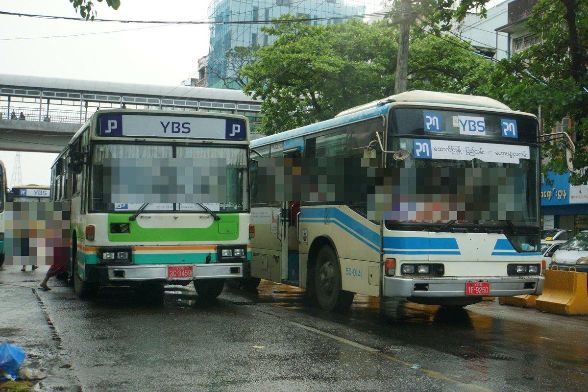 #大阪市バス