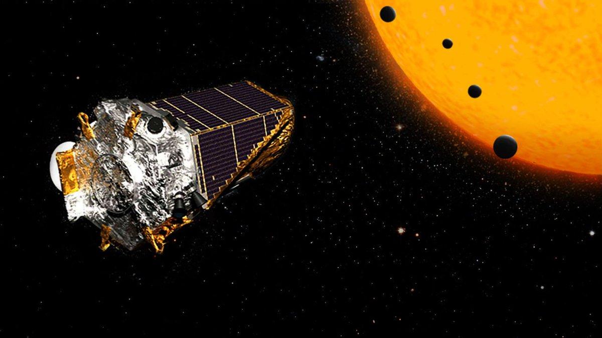 O telescópio espacial caçador de planetas Kepler tem só mais alguns meses de vida https://t.co/CYogjbgOgq