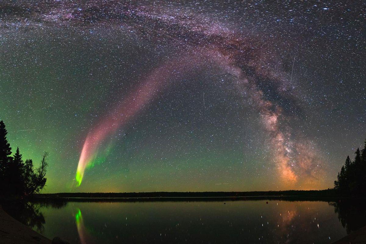 Meet 'Steve,' a Totally New Kind of Aurora https://t.co/dlZOR4klvL via @NatGeo https://t.co/oY3LJPIjPc