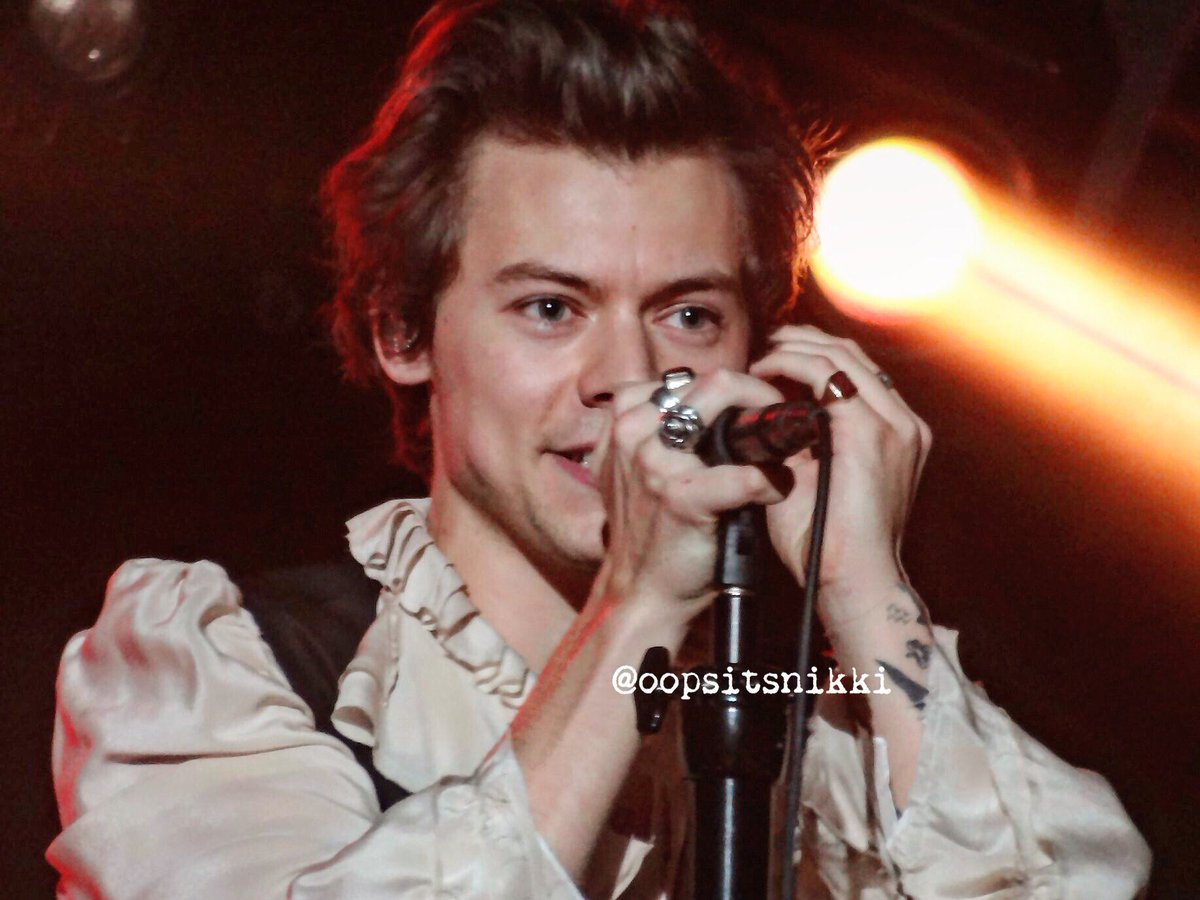 Proud of this one I took of Harry in Ams...
