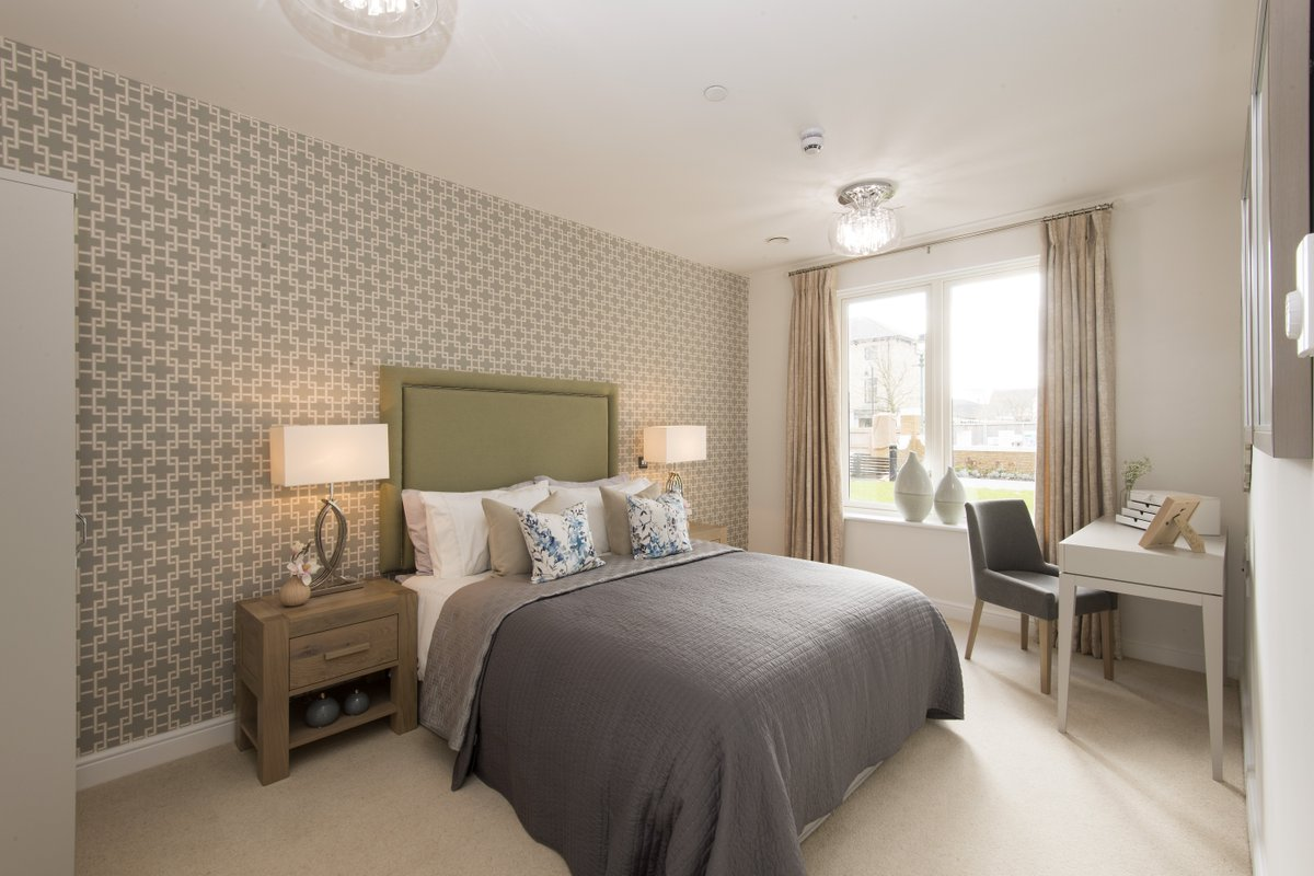 Take a look at #MelroseCourt @yarlingtonhg's largest Independent Living development