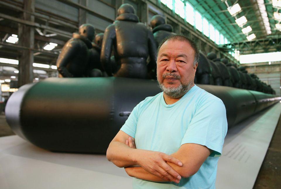 Ai Weiwei makes triumphant return to Sydney to open biennial @aiww  https://t.co/8VO54cvfuQ